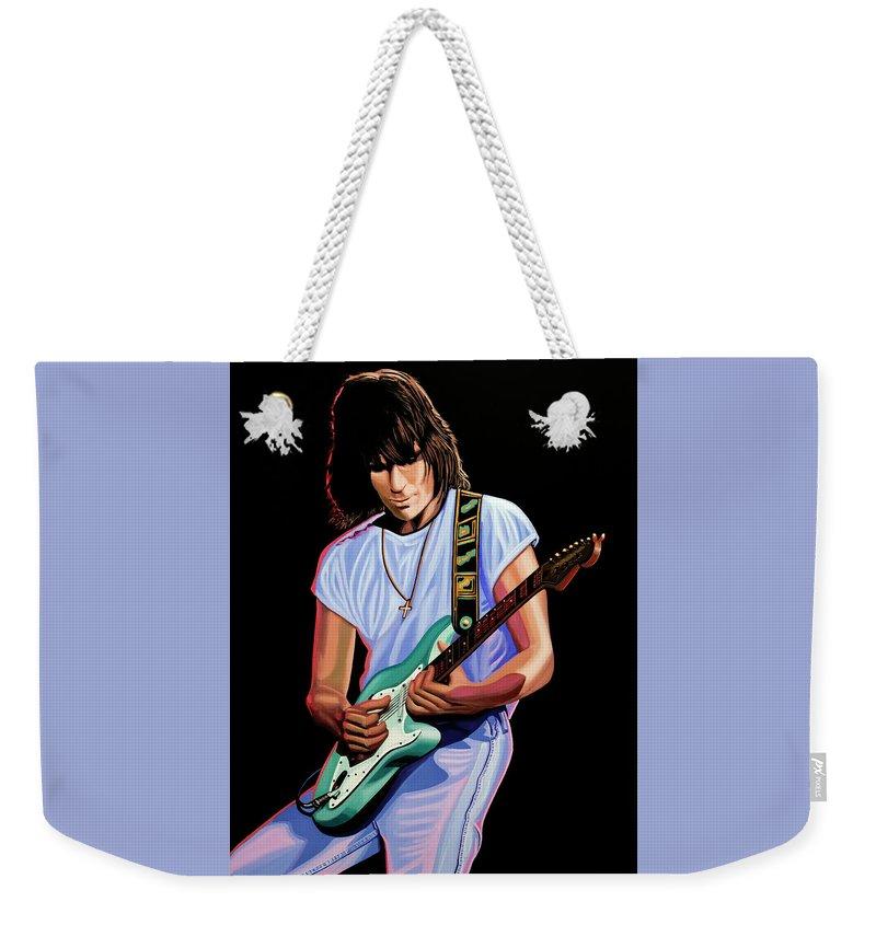 Beck Weekender Tote Bags