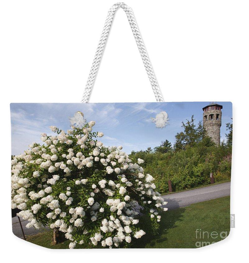 Mt. Prospect Weekender Tote Bags