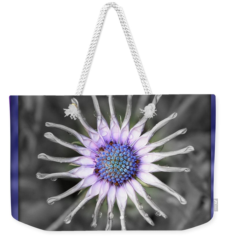Digital Art Weekender Tote Bag featuring the photograph Joy Within by Carol Groenen