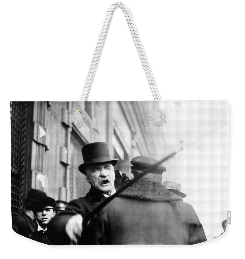 Robber Barons Weekender Tote Bags