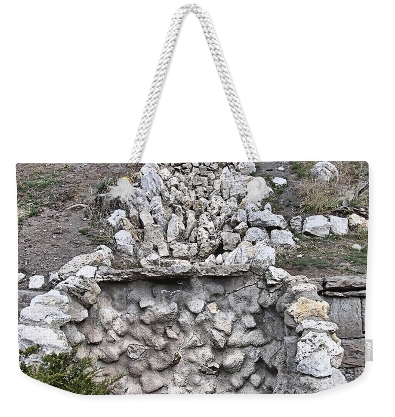 Montana Weekender Tote Bag featuring the photograph Just Add Water by Susan Kinney