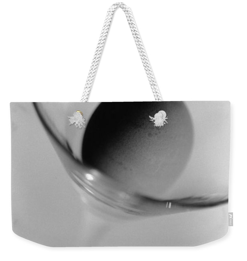 Martini Weekender Tote Bag featuring the photograph Juxtapose by Jeffery Ball