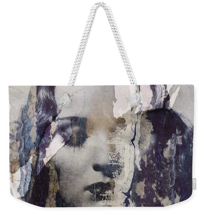 Hollywood Weekender Tote Bag featuring the digital art Keeping The Dream Alive by Paul Lovering