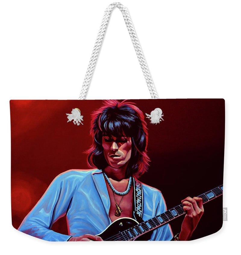 Rolling Stones Weekender Tote Bags