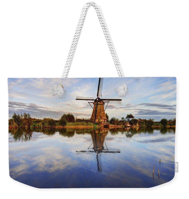 Netherlands Weekender Tote Bags