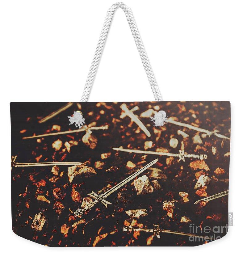 Legend Weekender Tote Bags
