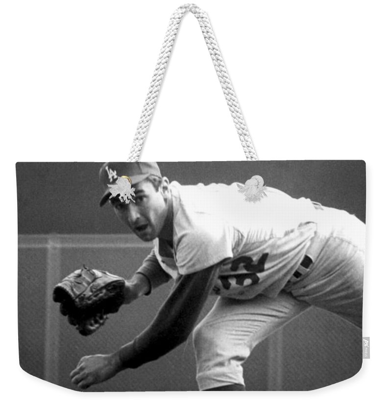 Los Angeles Dodgers Weekender Tote Bags