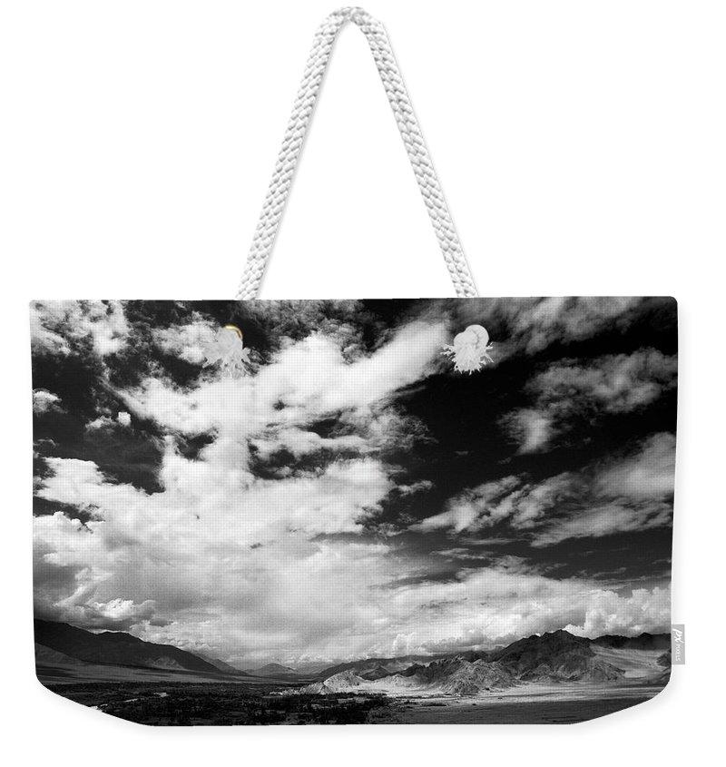 Ladakh Weekender Tote Bag featuring the photograph Ladakh by Patrick Klauss