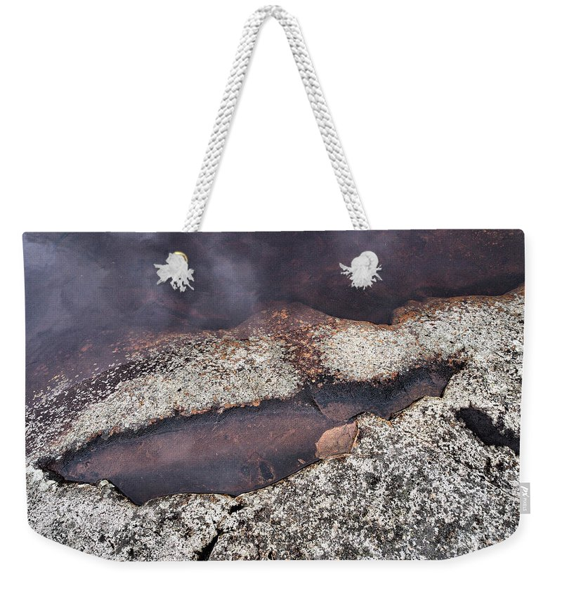 Lehtokukka Weekender Tote Bag featuring the photograph Lakescapes 5 by Jouko Lehto