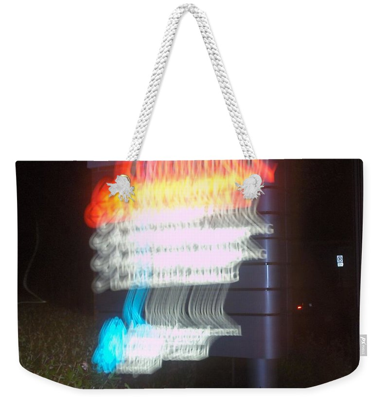 Photograph Weekender Tote Bag featuring the photograph Lancaster General Emergency Room by Thomas Valentine