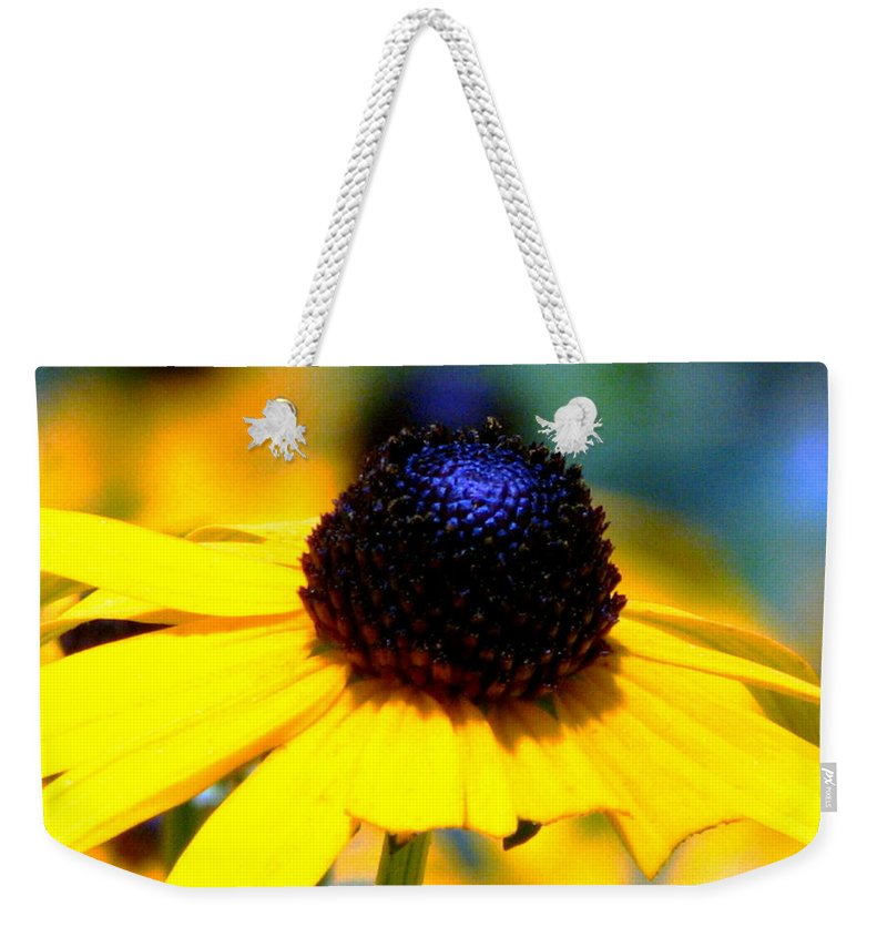 Lazy Susan Weekender Tote Bag featuring the photograph Lazy Susan by J M Farris Photography