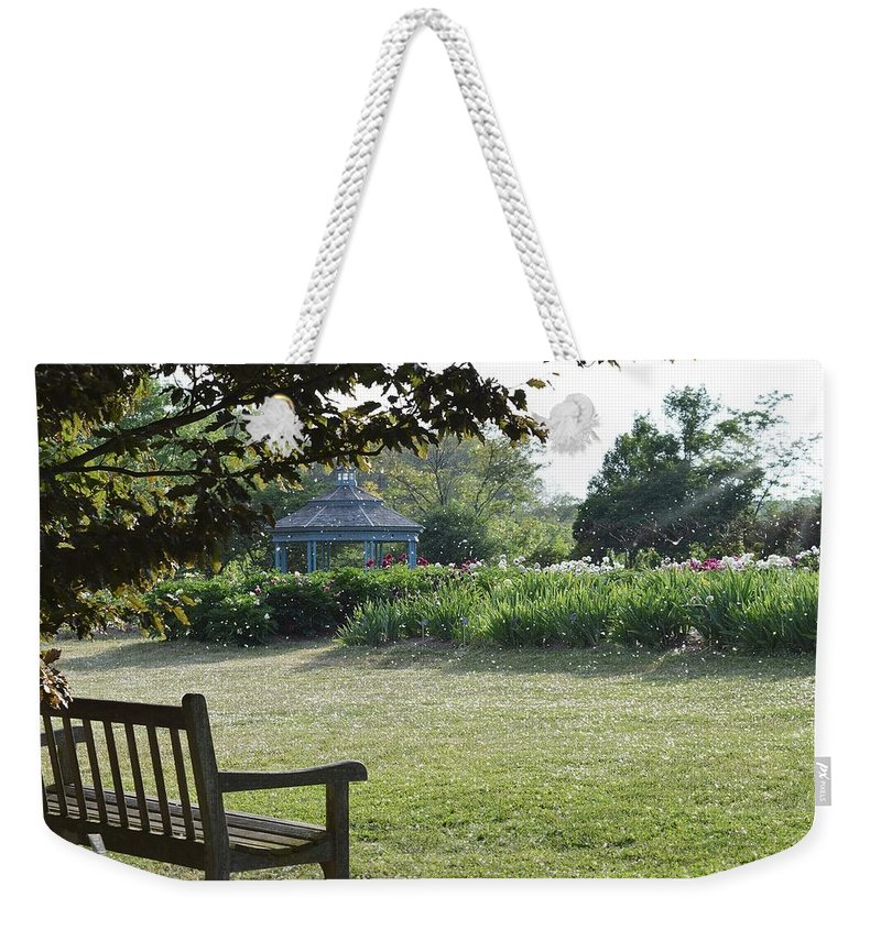 Garden Weekender Tote Bag featuring the photograph Life Is But A Dream by Sharon Porter