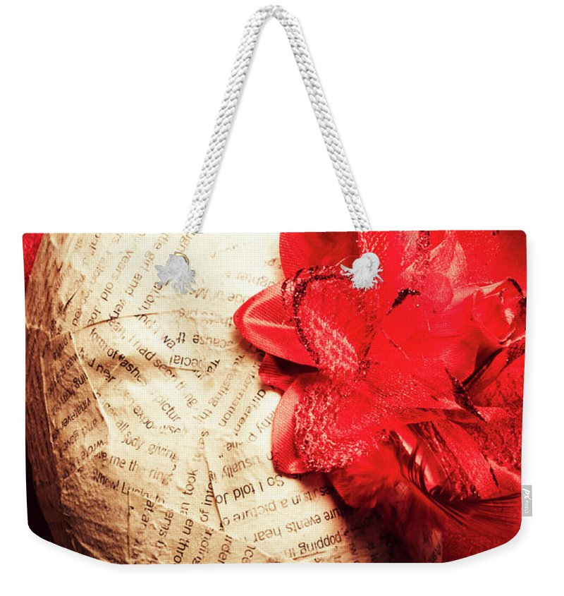 Life Weekender Tote Bag featuring the photograph Life Review In Death by Jorgo Photography - Wall Art Gallery