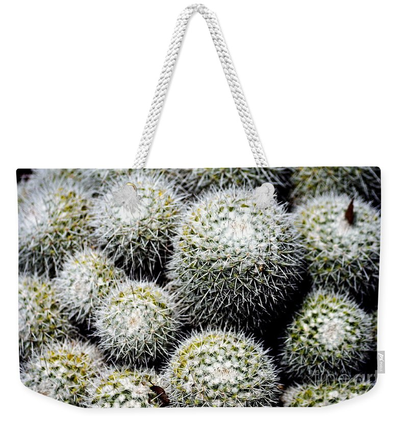 Clay Weekender Tote Bag featuring the photograph Life Sucs by Clayton Bruster