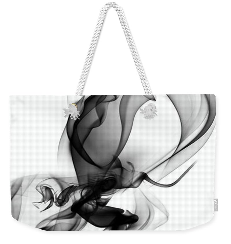 Clay Weekender Tote Bag featuring the digital art Lift by Clayton Bruster