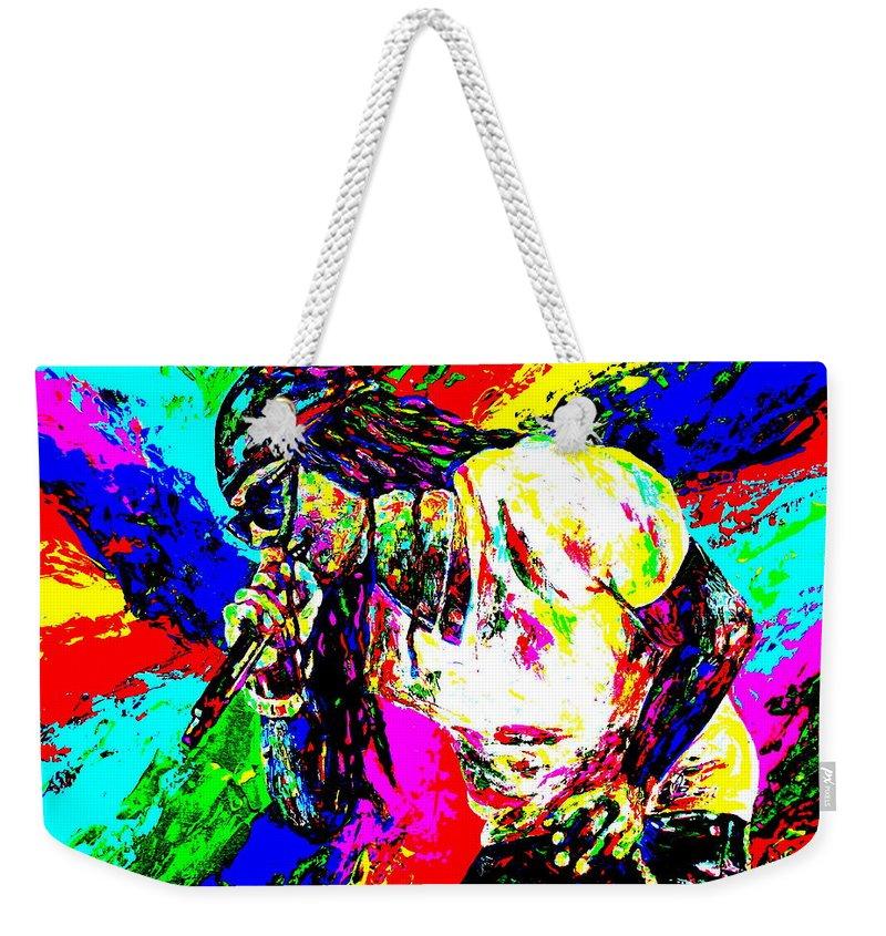 Lil Wayne Weekender Tote Bags