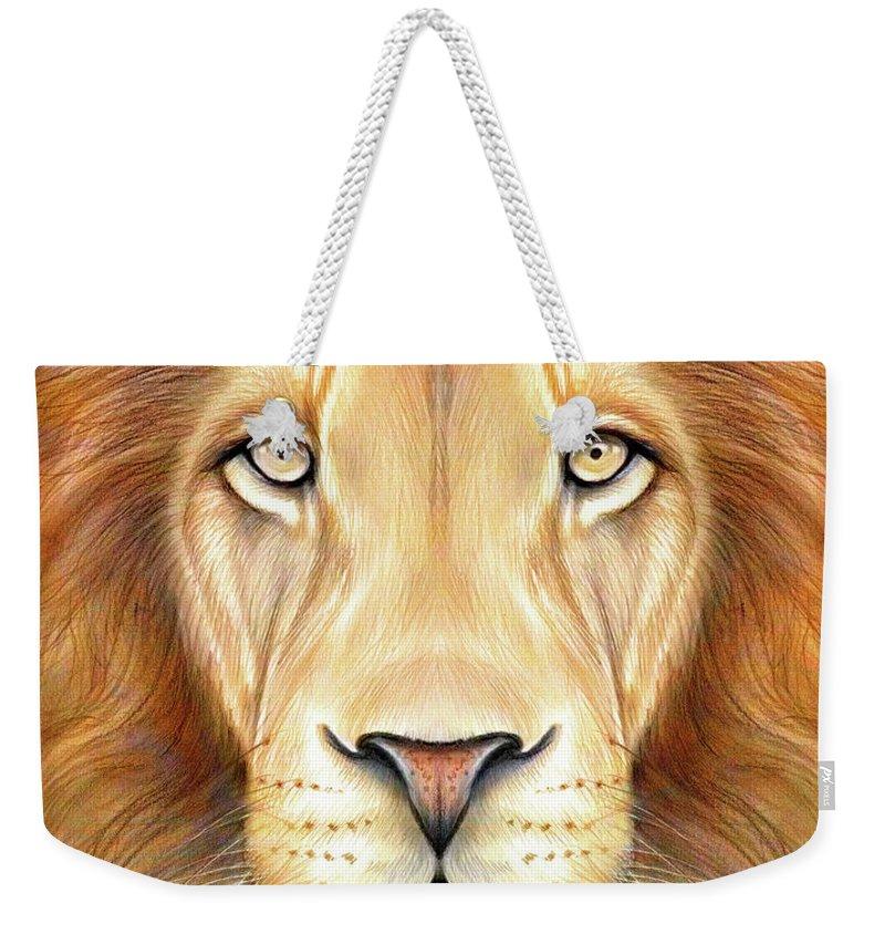 Judah Weekender Tote Bags
