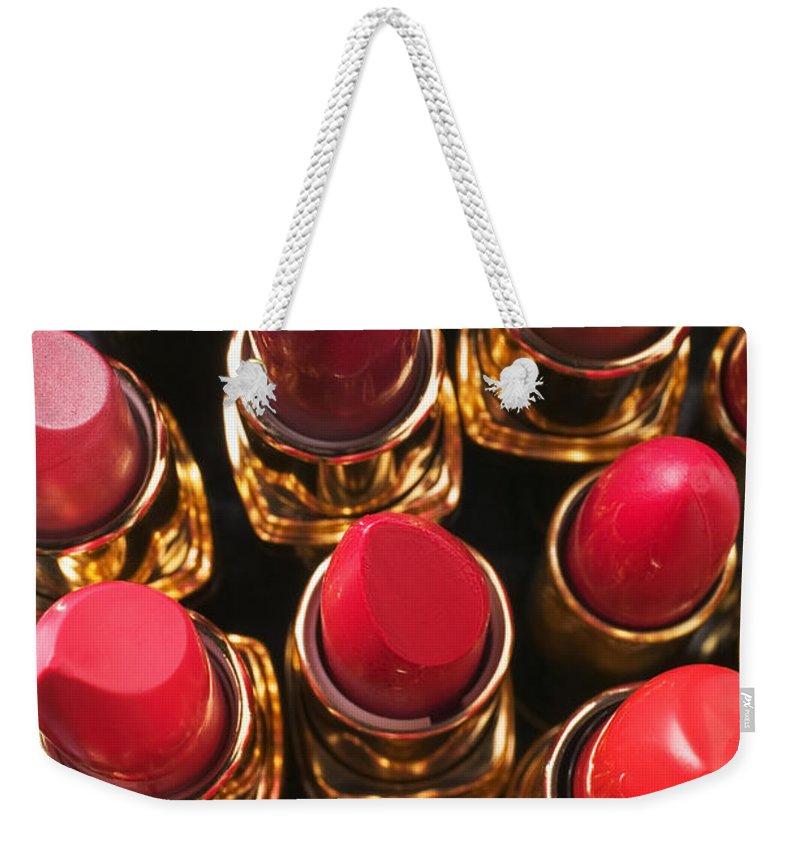 Color Image Weekender Tote Bags