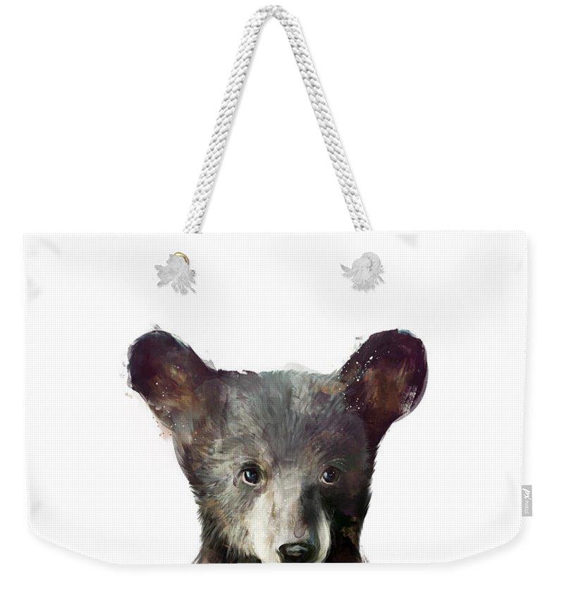 Woodland Weekender Tote Bags