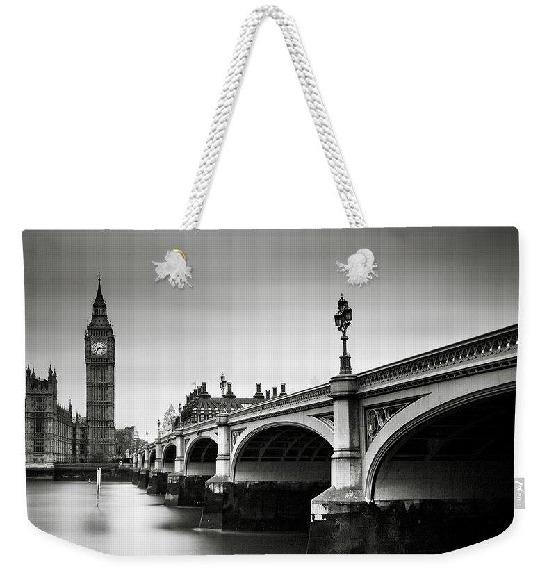 Westminster Abbey Weekender Tote Bags