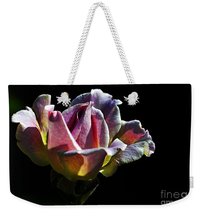 Clay Weekender Tote Bag featuring the photograph Lonely by Clayton Bruster