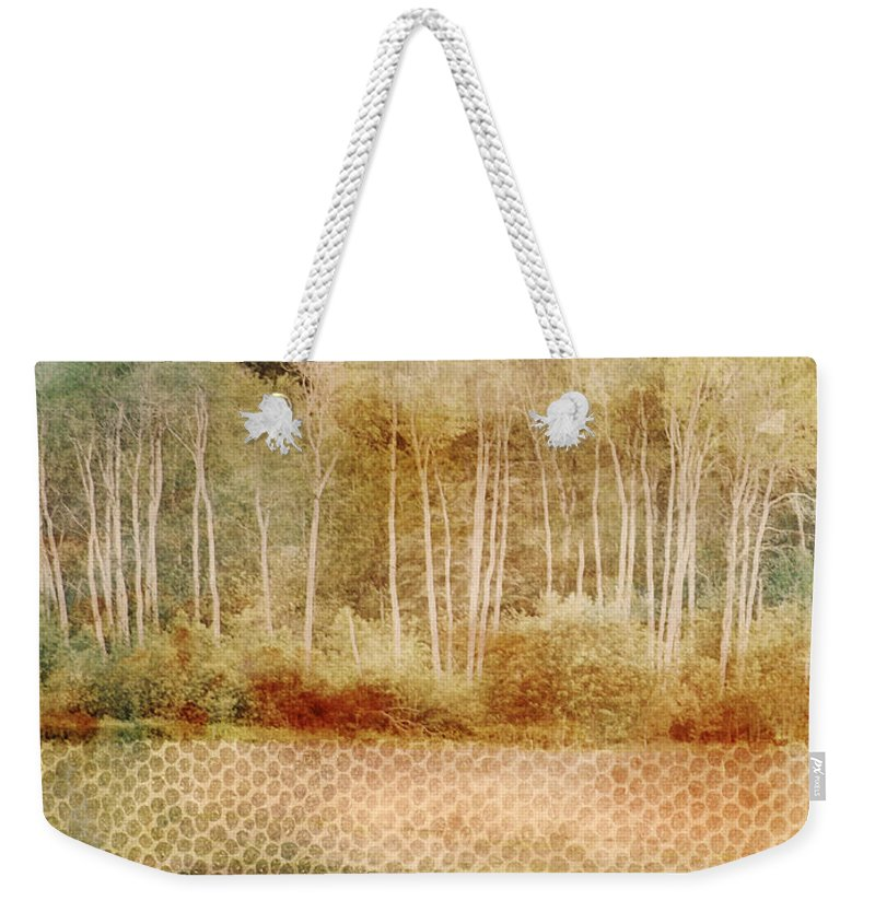 Trees Weekender Tote Bag featuring the photograph Loss Of Memory by Tara Turner