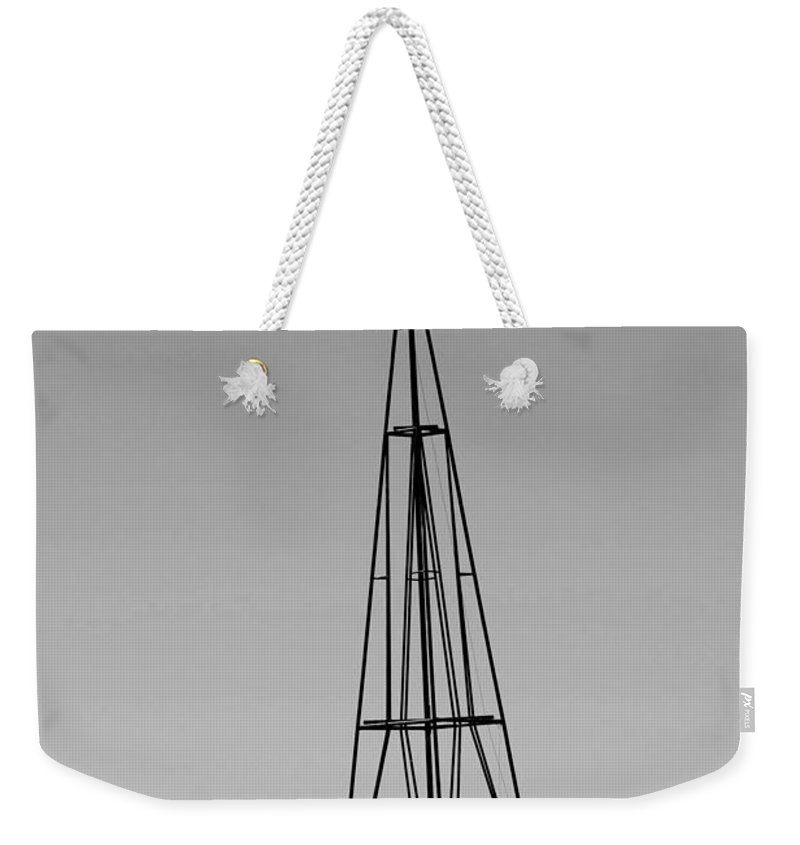 Sante Fe Trail Weekender Tote Bag featuring the photograph Lost Breeze by Tommy Anderson