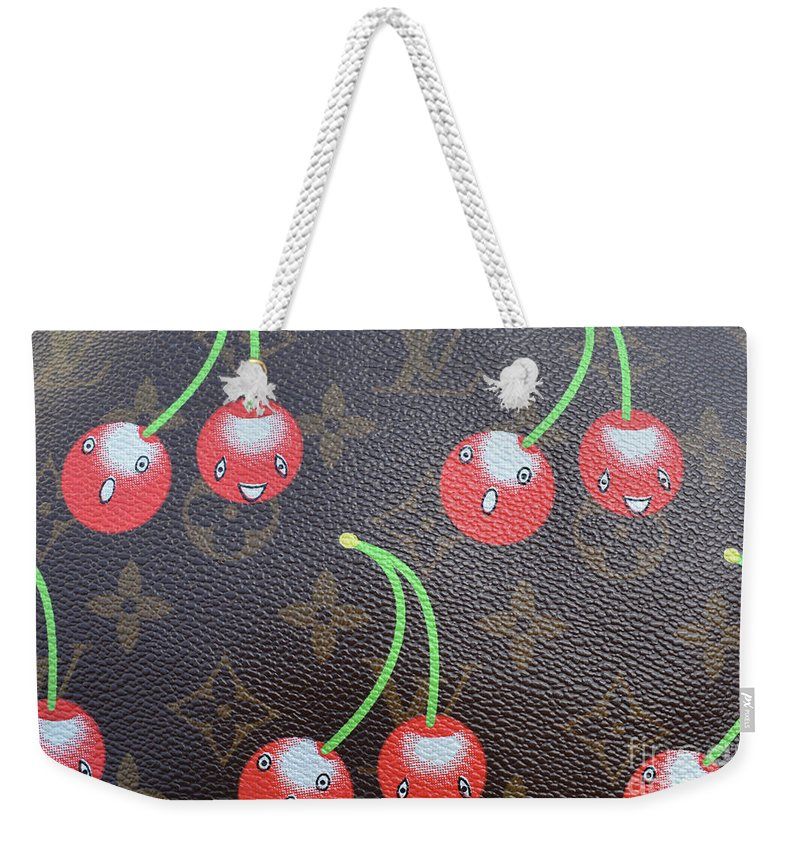 afe1ad748 Louis Vuitton Cherries Weekender Tote Bag for Sale by To-Tam Gerwe