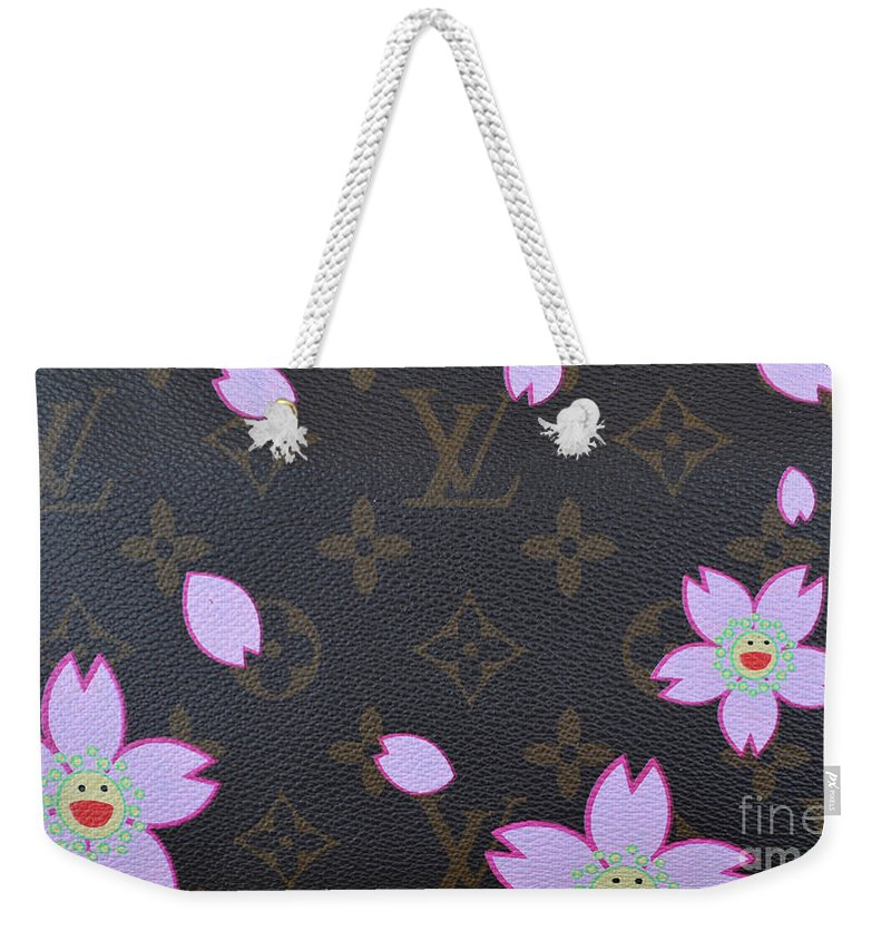 101f59570 Louis Vuitton Cherry Blossom 3 Weekender Tote Bag for Sale by To-Tam Gerwe