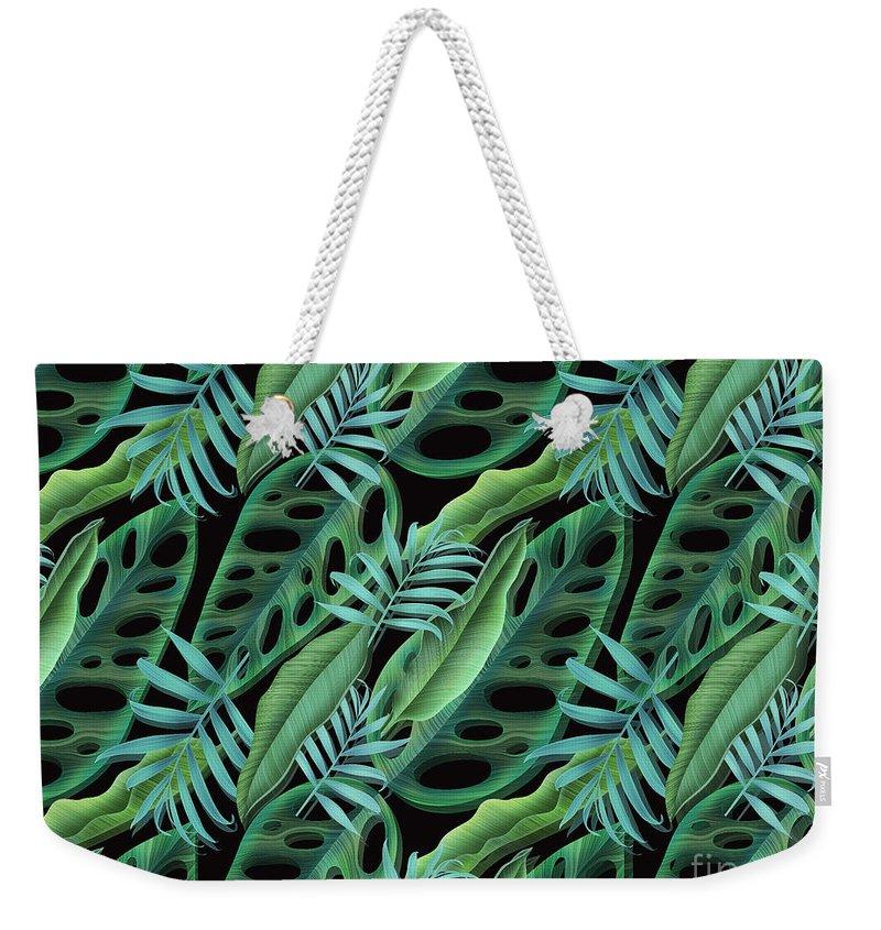 Toucan Weekender Tote Bags