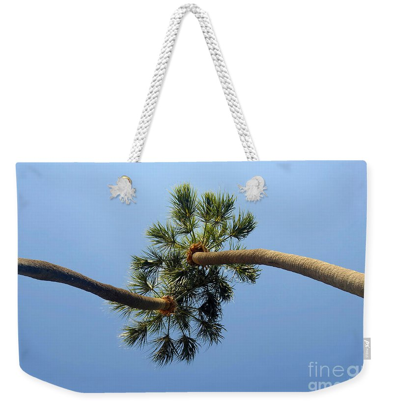 Love Weekender Tote Bag featuring the photograph Lovers by David Lee Thompson