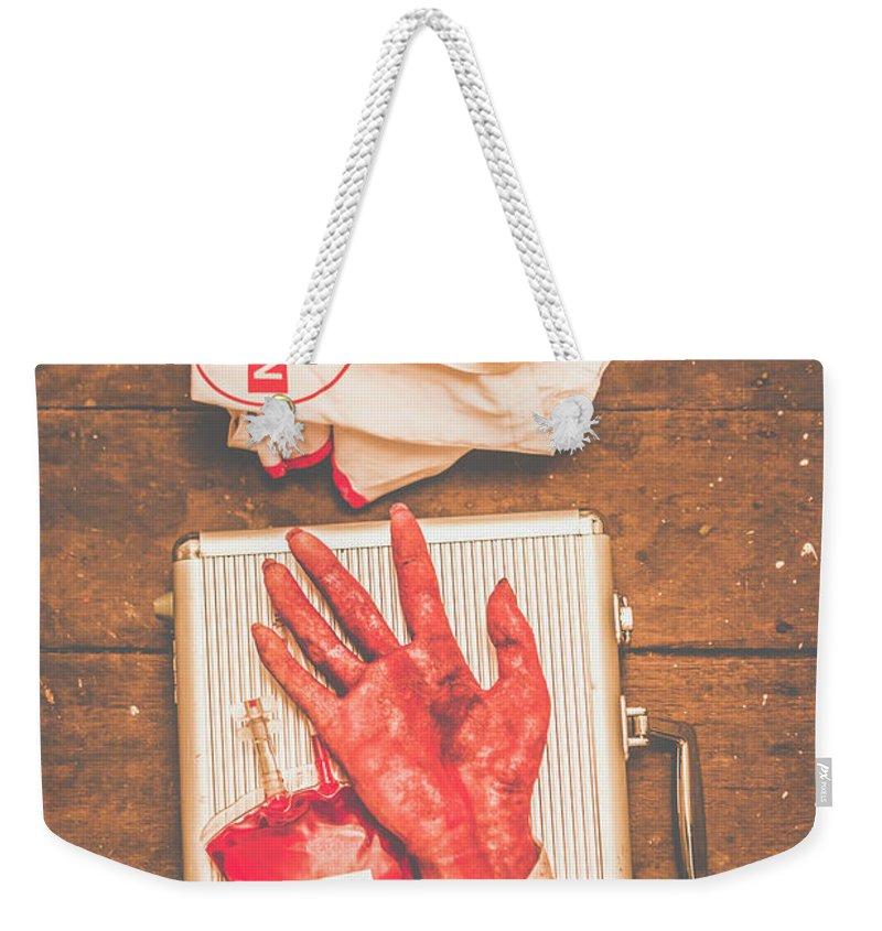 Donation Weekender Tote Bags
