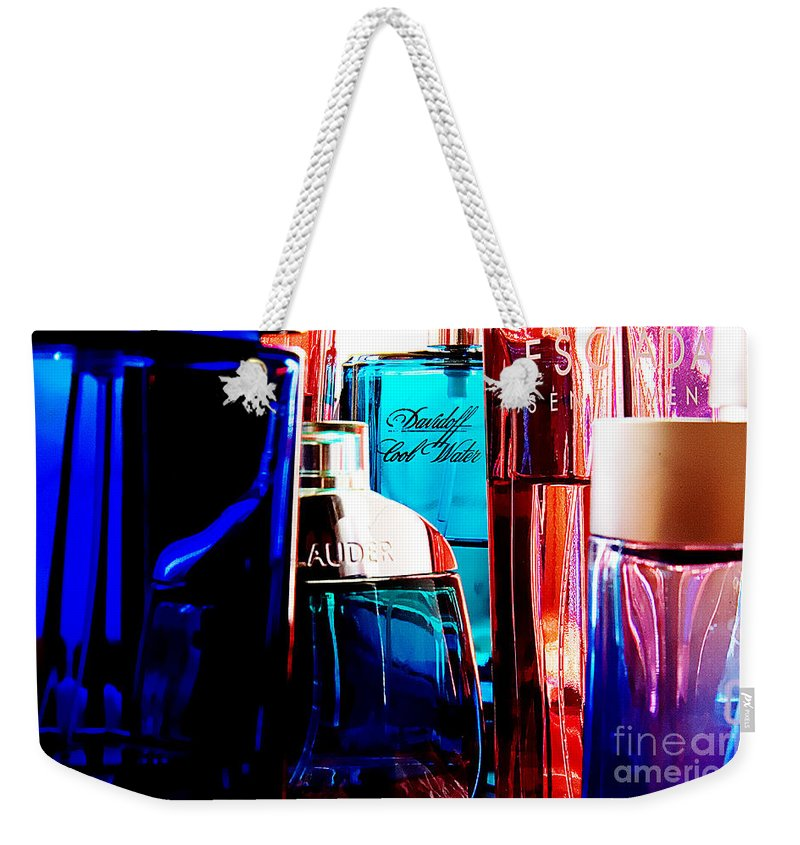 Clay Weekender Tote Bag featuring the photograph Makes Scents To Me by Clayton Bruster