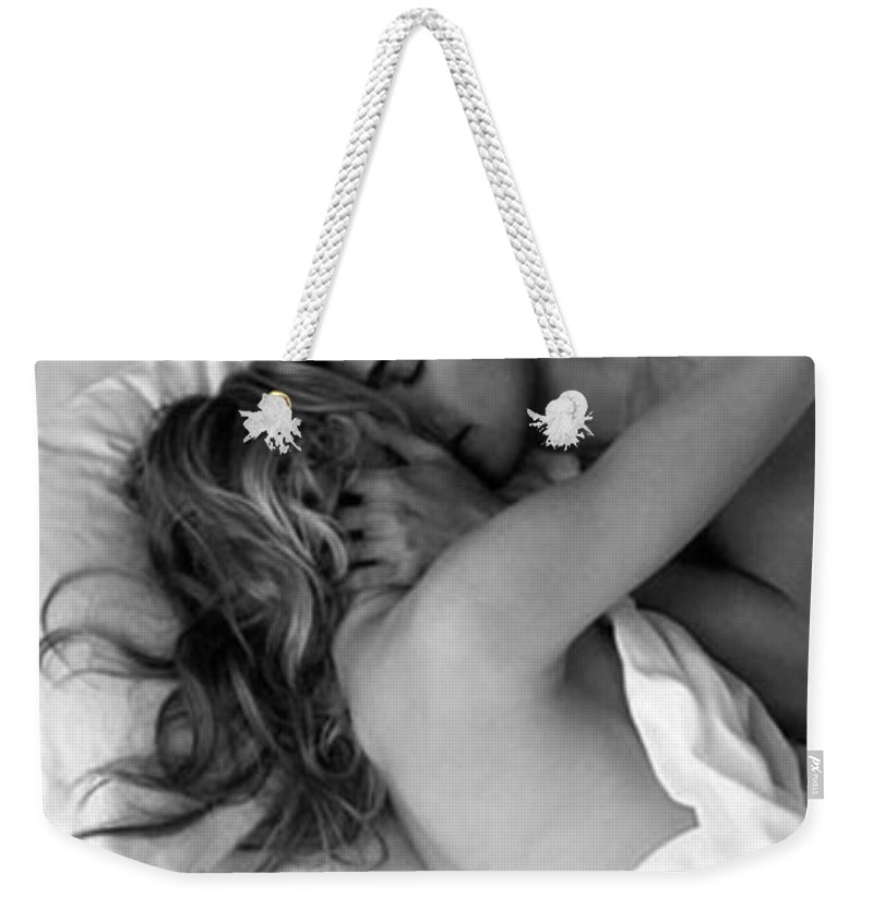 Male Enhancement Herb And Erect Penis Pictures Weekender Tote Bag