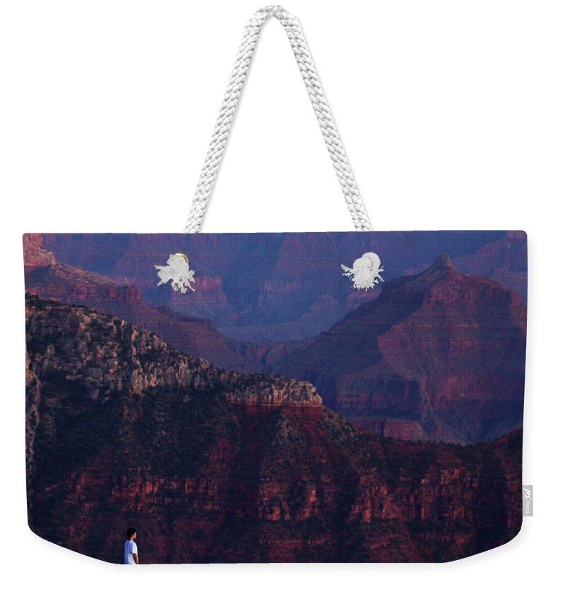 Grand Mesa Weekender Tote Bags