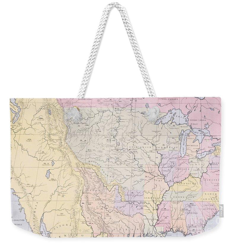 Maumee River Weekender Tote Bags