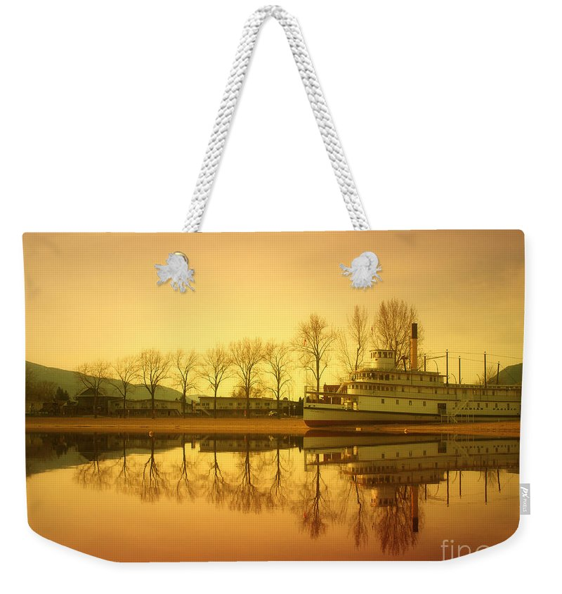 Sunrise Weekender Tote Bag featuring the photograph March 20 2010 by Tara Turner