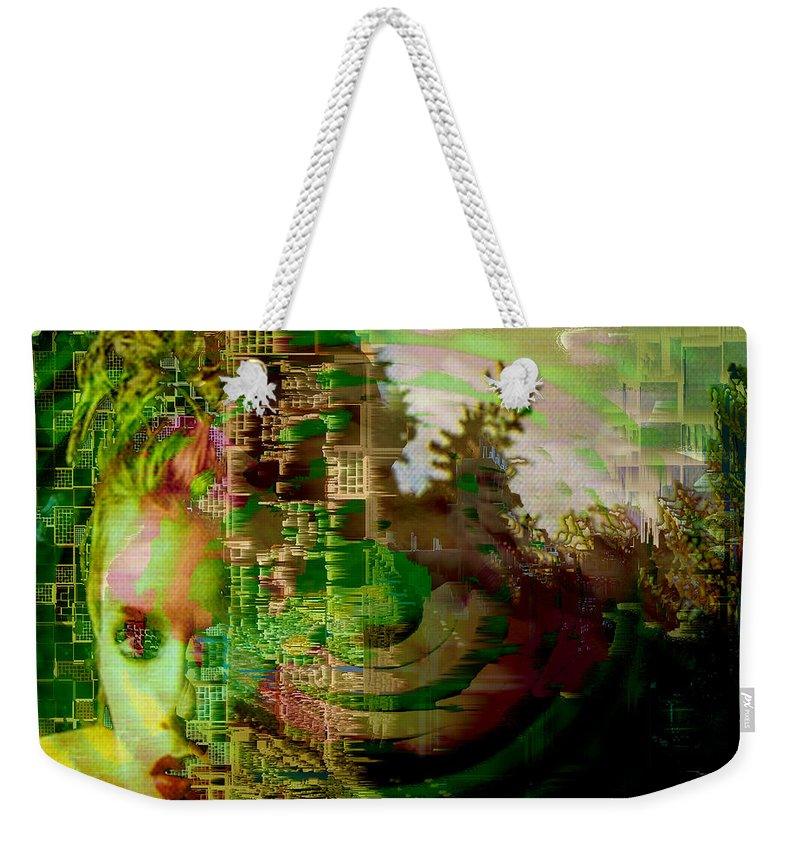 March Of Time Weekender Tote Bag featuring the photograph March Of Time by Seth Weaver