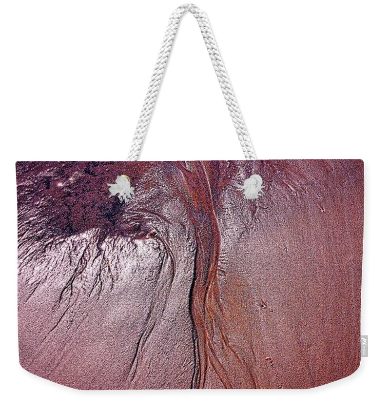 Sea Weekender Tote Bag featuring the photograph Marooned by Lauren Leigh Hunter Fine Art Photography