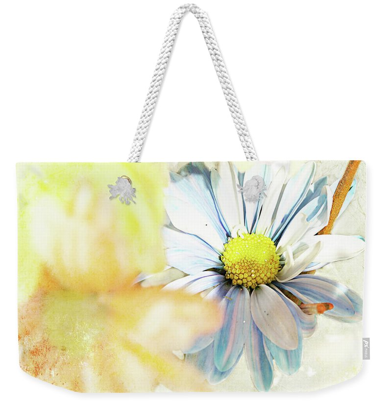 Fine Art Weekender Tote Bag featuring the photograph Mercy 2 by Tonya Cooper