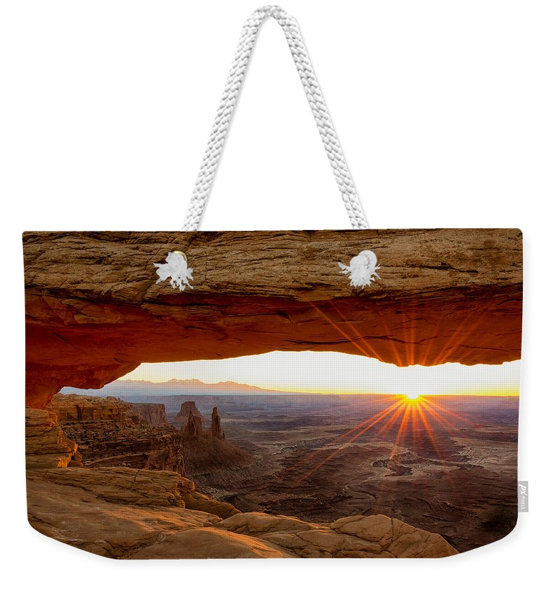 Arches National Park Weekender Tote Bags