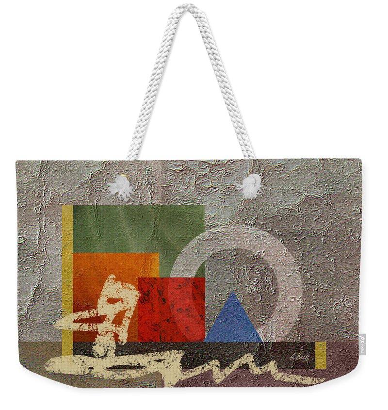 Gordon Paintings Weekender Tote Bags