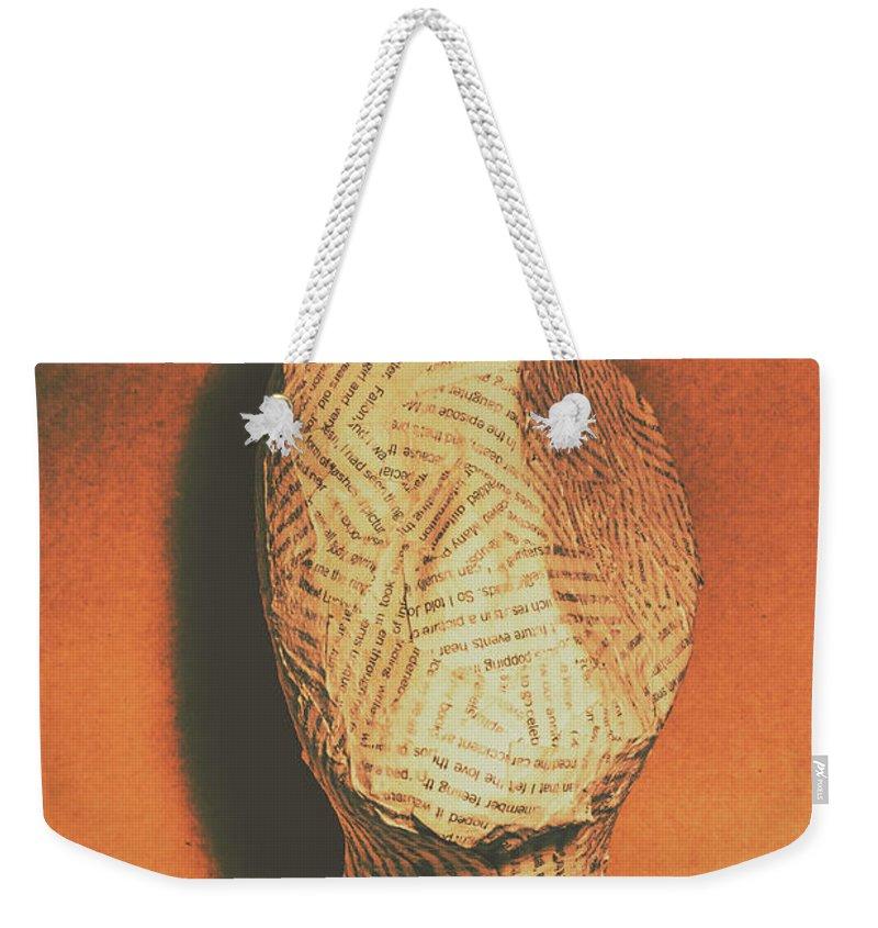 Theorist Weekender Tote Bags