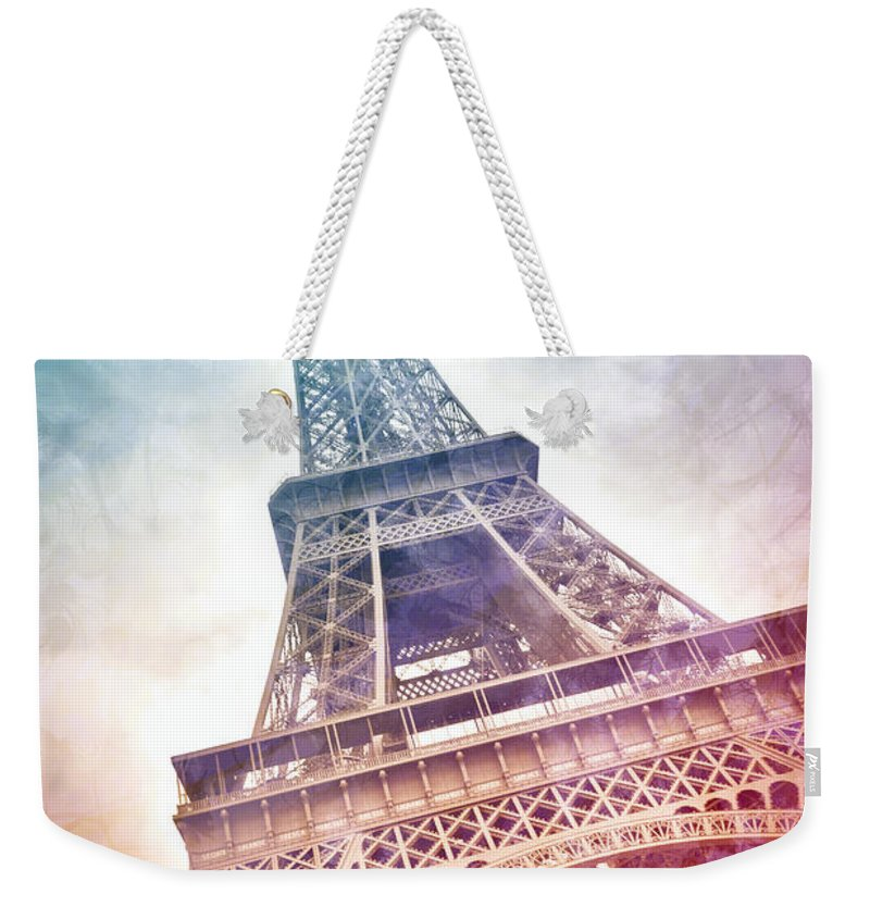 Modern Architecture Weekender Tote Bags