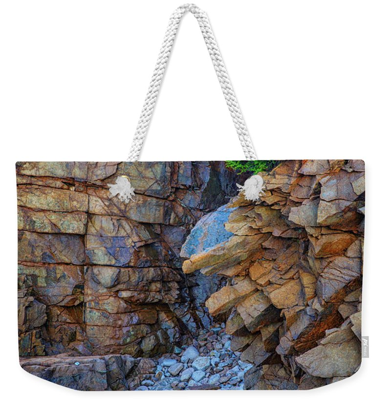 Monument Cove Weekender Tote Bag featuring the photograph Monument Cove II by Rick Berk