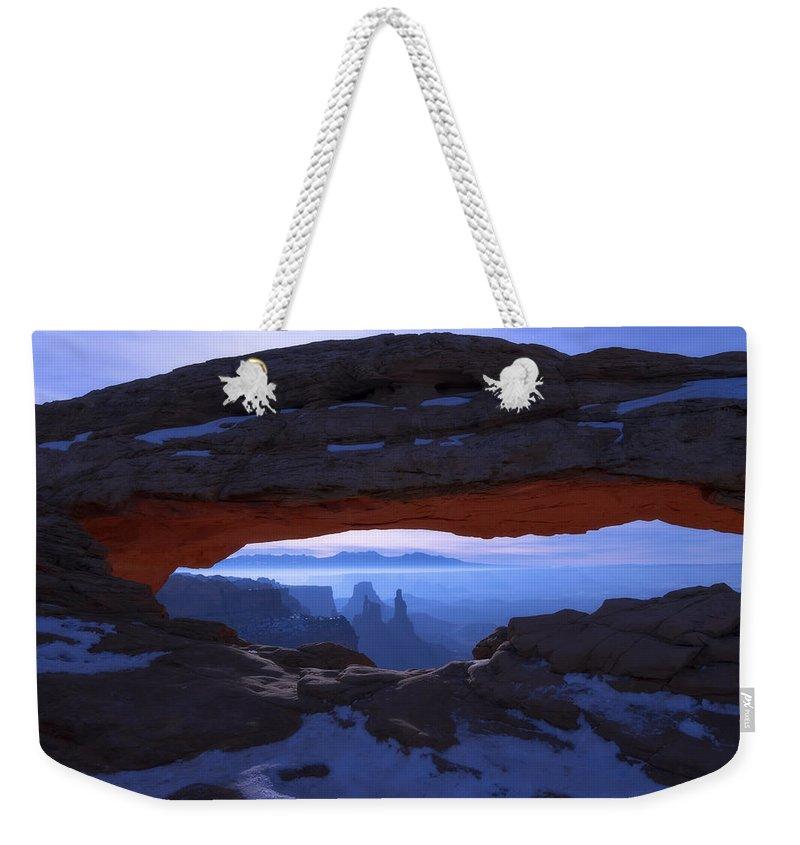 Utah Weekender Tote Bags