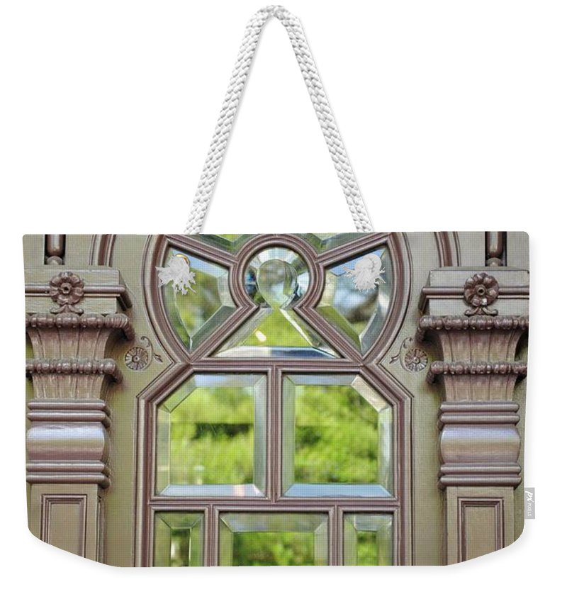 Moorish Weekender Tote Bag featuring the photograph Moorish Light by Jost Houk