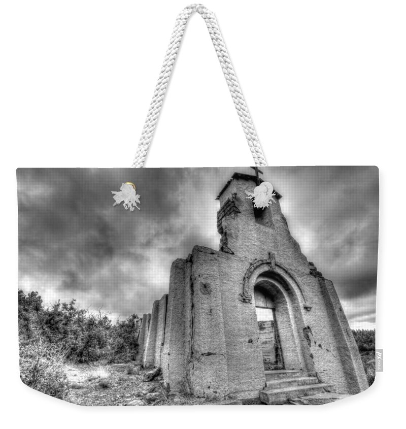 Colorado Weekender Tote Bag featuring the photograph Morley by Chance Chenoweth