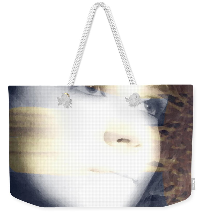 Modern Weekender Tote Bag featuring the photograph Mother Nature by Amanda Barcon