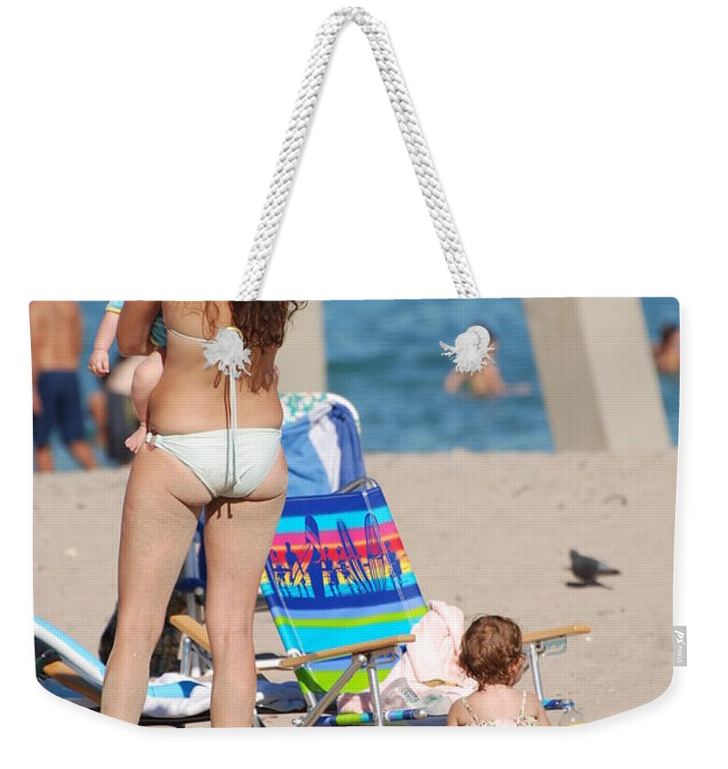 Mother Weekender Tote Bag featuring the photograph Mother by Rob Hans